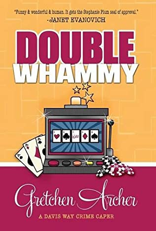 book cover of Double Whammy