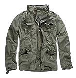 Brandit Britannia Jacket Olive size M