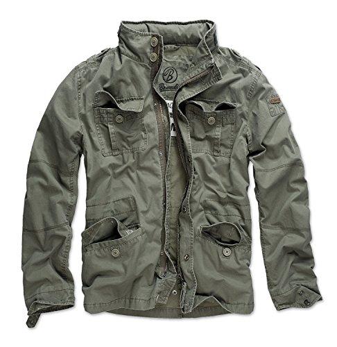 Military Style Jacket - 9