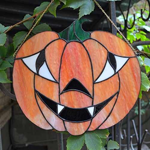 Halloween Stained Glass - 9