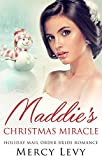 Free eBook - ROMANCE  Holiday Romance  Maddie s Christ