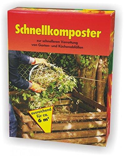 Compostador rápido 10 kg Pack compostador ayuda compostación ...