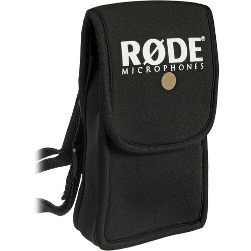 Rode Bag-SVM Neoprene Belt Pouch for Stereo VideoMic with Spare Batteries, Shock Mount Bands & Accessories Rode Microphones BoomBag