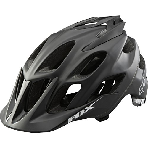 Fox Men's Flux Helmet, Matte Black, X-Small/Small Review