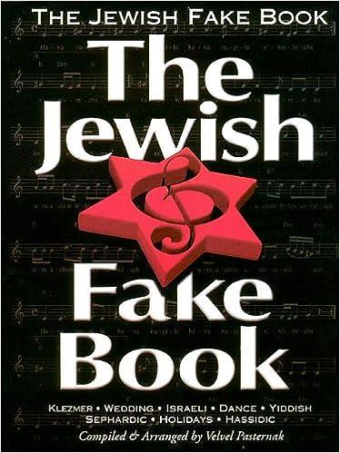 Amazon The Jewish Fake Book Fake Books 9780933676695