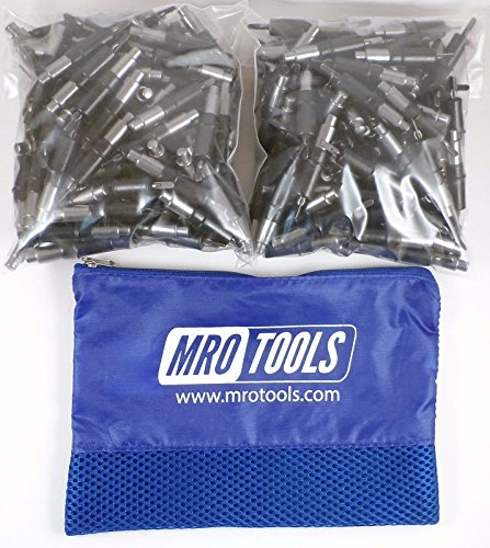 400 5/32 Cleco Sheet Metal Fasteners w/ Mesh Carry Bag (K2S400-5/32) by MRO Tools Cleco Fasteners
