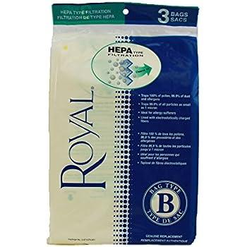 Amazon Com Royal Type B Vacuum Bags 10 Per Pack