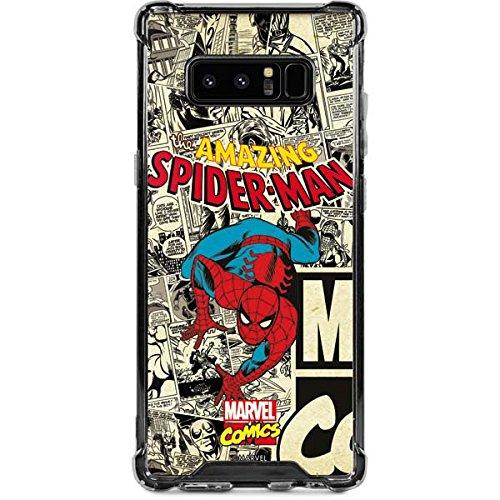 Spider-Man Galaxy Note 8 Case - Amazing Spider-Man Comic | Marvel X Skinit LeNu Case