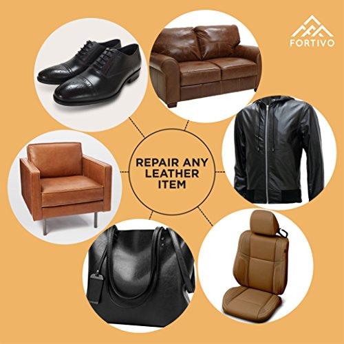 Professional DIY Leather Repair Kit and Vinyl Repair Kit ...