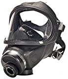 MSA Ultraview(TM) Gas Mask,M