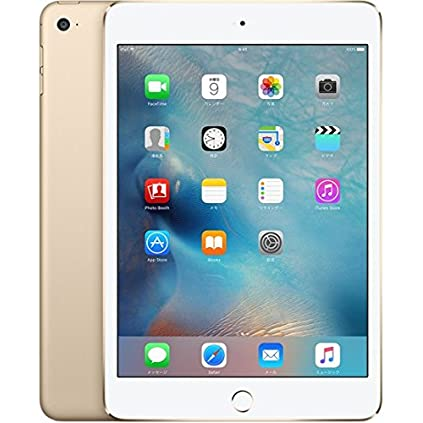 iPad mini 4 au