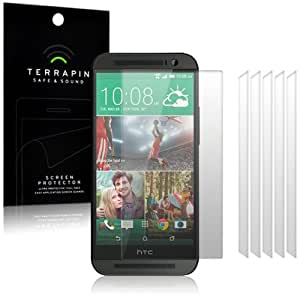 Terrapin Screen Protector for HTC One M8 (6-pack)