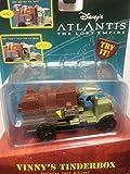 Disney ATLANTIS The Lost Empire: VINNY'S TINDERBOX / Disney Atlantis - lost tinderbox of empire - Vinnie
