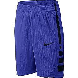 Boys' Nike Dry Elite Stripe Basketball Short