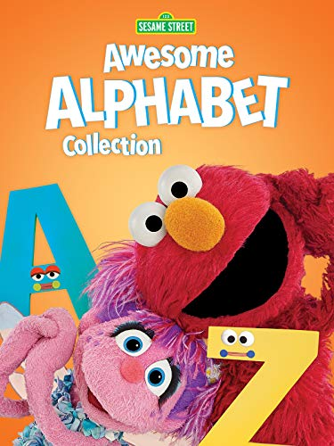 Sesame Street: Awesome Alphabet Collection (Blocks Factory Alphabet)