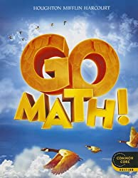 Image of the product Go Math!: Common Core that is listed on the catalogue brand of Houghton Mifflin.