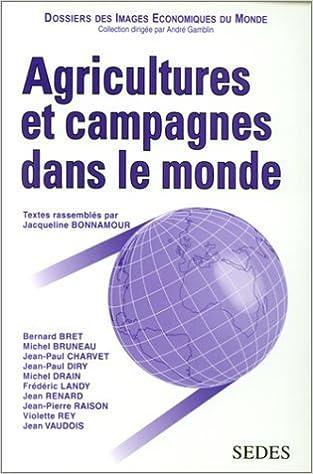Livres Agricultures et campagnes dans le monde epub, pdf