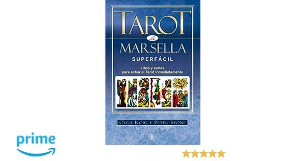 Tarot de Marsella superfácil. Libro y cartas para echar el ...