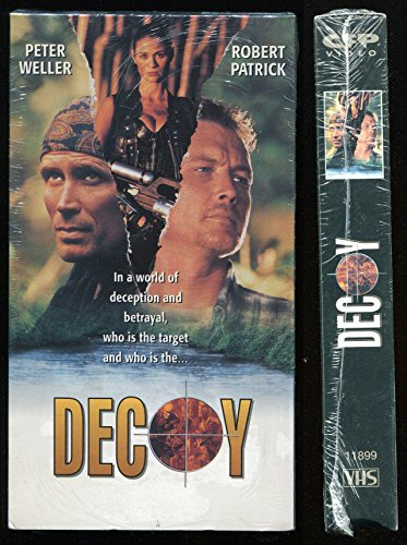 Decoy [VHS] (Vogels Philip)
