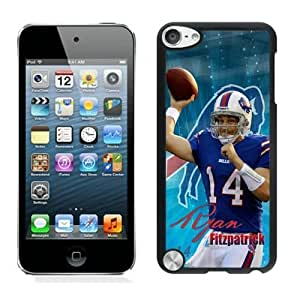 NFL Buffalo Bills iPod Touch 5 Case YMH89874 NFL Phone Case Cover For Guys Hard