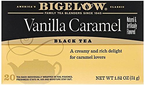 Bigelow Tea Vanilla Caramel 20bg