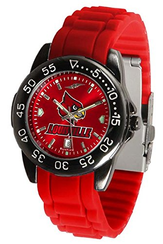 Louisville Cardinals Fantom Sport Silicone Men's Watch