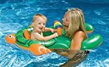 Inflatable Me & You Baby Pool Float Turtle