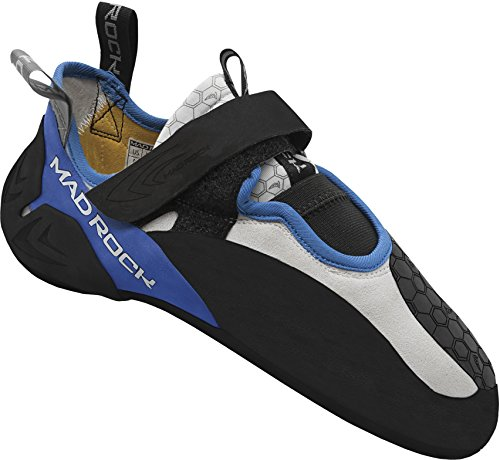 Mad Rock Drone High Volume Climbing Shoe Blue/Black, 8.5
