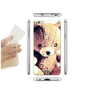 FUNDA CARCASA SLIM BEARS TEDDY LIGHT PARA IPHONE 6 PLUS 6S PLUS TPU