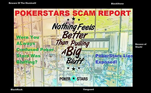PokerStars Scam Report