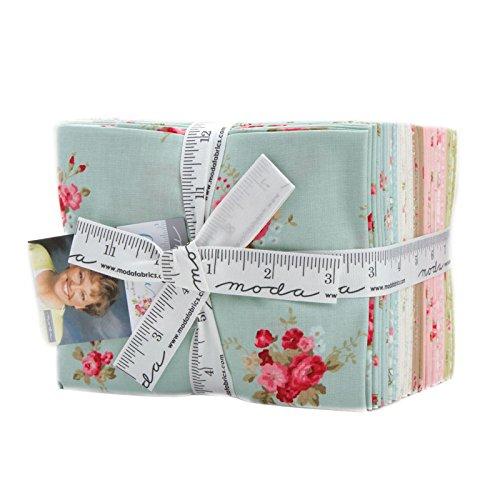 Brenda Riddle Caroline 31 Fat Quarters Moda Fabrics 18650AB by Moda Fabrics