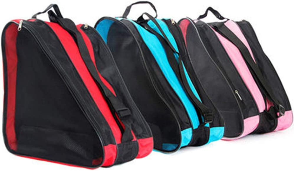 Inline Skate Bag for Kids and Adults Men and Women Roller Skate Carry Bag WOOPOWER Unisex Roller Skate Bag,Ice /& Skate Bag Oxford Cloth and Beach Tote Bag