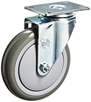 Service Caster SCC-20S514-PPUB-2-R514-2 Cart Casters for Rubbermaid 4400, 4500 Series, Heavy Duty Replacement, 5