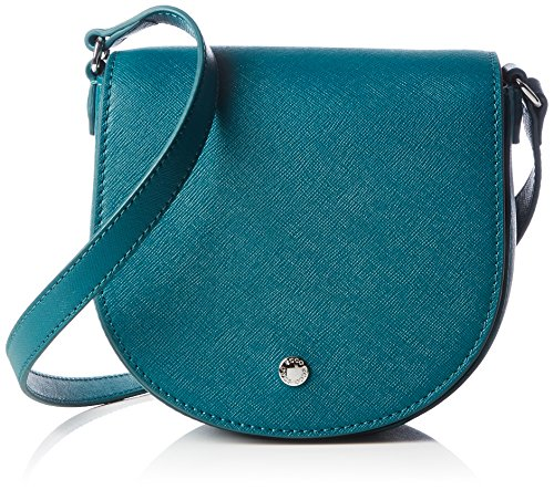 H ECCO B x Blau Saddle 90557 Small Blue Cross Women's T Bag 16x15x7 5 x cm Iola Body qq1g7cvOFw