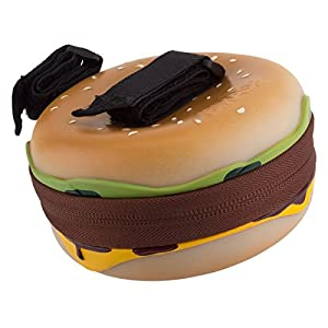 Amazon.com: BiKASE Cheese Burger Saddle Bag: Sports & Outdoors