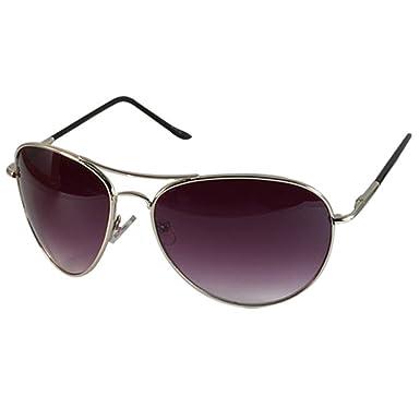 Chic-Net Lunettes de soleil unisexe lunettes de sport lunettes de vélo lunettes teintées 400UV Couleur Noir FrfGl