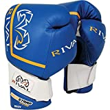 RIVAL Boxing High Performance Pro Sparring Gloves - Red