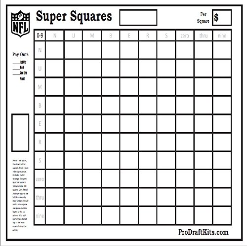 nfl all pro football board game - 5