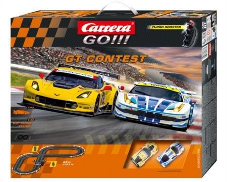 Carrera GO!! GT Contest