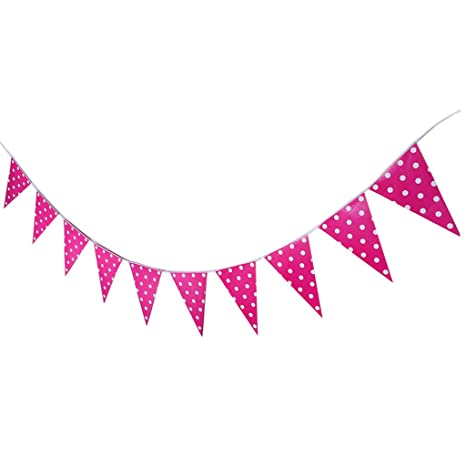 IPOTCH Colorido Papel Decorativo para Bodas Barbacoas de Verano Festivales Decoración para Habitación de Niños -