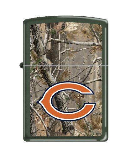 - NFL Chicago Bears Realtree Zippo Lighter