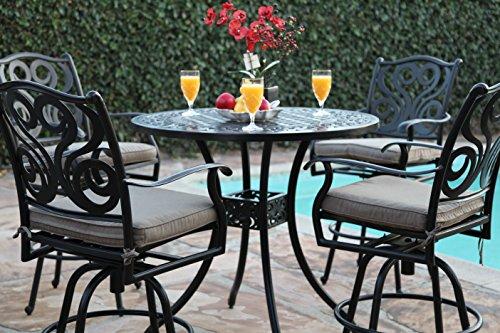 patio furniture perris collection aluminum