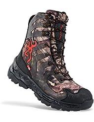 "Browning Mens 8"" Buck Shadow Uninsulated Hunting Boot"