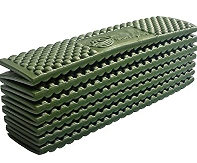 Outdoor Hiking Mountaineering Foam Camping Mat Sleeping Pad in Tent Dampproof Mattress Foam (extended)
