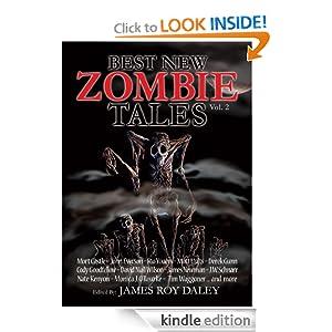 Best New Zombie Tales (Vol. 2) Rio Youers, John Everson, Tim Waggoner and Derek Gunn