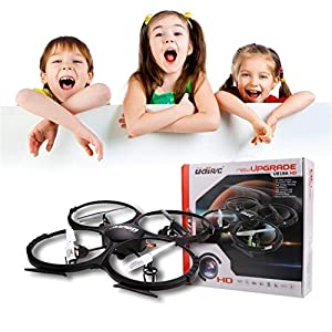 Dayan Anser FPV Real Time HD Transmission RC Quadcopter,UDI U818A WiFi FPV RC Drone with HD Camera,with Low Voltage Alarm Gravity Induction from Dayan