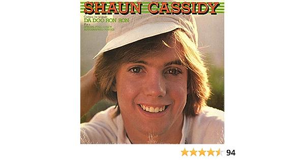 shaun cassidy LP