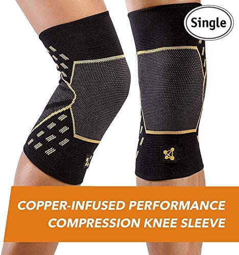 CopperJoint Copper Infused Performance Compression Increased