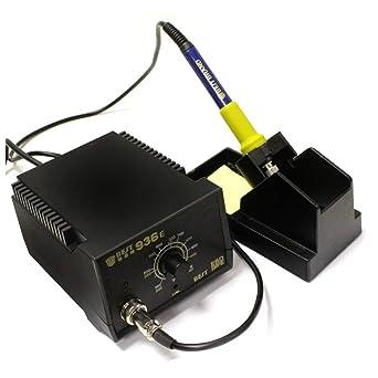 Cablematic - Estación de soldadura de estaño modelo BEST 936E