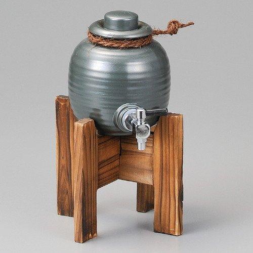 Tumbler Drinking Sake Cup size [ 120 x 190mm・1000cc ]Sautéed shochu server with server JDM Japanese dish plates traditional oriental asian